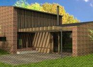 Přestavba víkendového domu Krásná Lípa