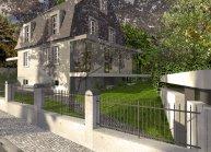 Rekonstrukce rodinné vily Liberec