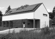 Projekt rodinného domu v Horním Jindřichově