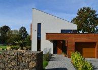 Projekt rodinného domu Varnsdorf