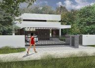 Rodinný pasivní dům Varnsdorf