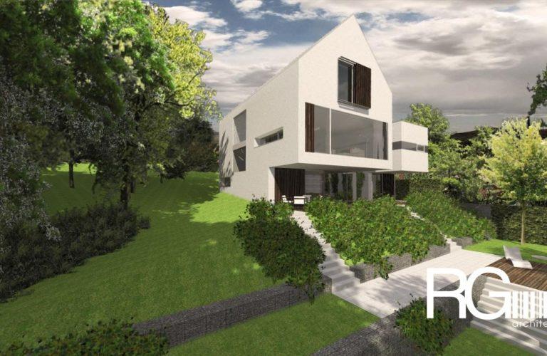 Architekt Liberec – Radomír Grafek – projekt rodinného domu v Liberci