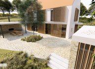 Projekt dvoupodlažního rodinného domu ve Vilsnicích u Děčína od architekta Radomíra Grafka (4).