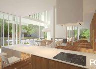 Interiér domu – přízemí