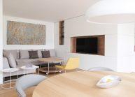Interiér bytu ve vila domu Liberec – realizace