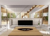 Projekt jednoduchého rodinného domu ve Varnsdorfu od architekta Radomíra Grafka