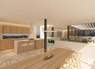 Studie interiéru loftového bytu s terasou (6)