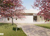 Projekt Mateřské školy ve Varnsdorfu od architekta Radomíra Grafka. (25)