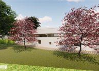 Projekt Mateřské školy ve Varnsdorfu od architekta Radomíra Grafka. (27)