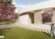 Projekt Mateřské školy ve Varnsdorfu od architekta Radomíra Grafka. (37)