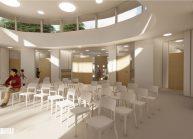 Projekt Mateřské školy ve Varnsdorfu od architekta Radomíra Grafka. (45)