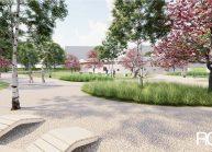 Projekt Mateřské školy ve Varnsdorfu od architekta Radomíra Grafka. (63)