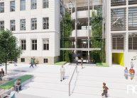 Soutěžní návrh rekonstrukce základní školy Východní Varnsdorf od architekta Radomíra Grafka (06)
