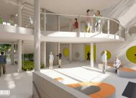 Soutěžní návrh rekonstrukce základní školy Východní Varnsdorf od architekta Radomíra Grafka (13)
