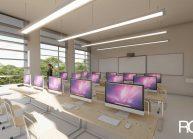Soutěžní návrh rekonstrukce základní školy Východní Varnsdorf od architekta Radomíra Grafka (20)