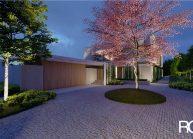 Projekt moderního rodinného domu ve Vesci u Liberce od architekta Radomíra Grafka. (12)