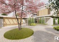Projekt moderního rodinného domu ve Vesci u Liberce od architekta Radomíra Grafka. (7)