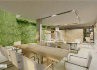 Projekt moderního rodinného domu ve Vesci u Liberce od architekta Radomíra Grafka (interiér 5).