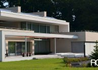 Funkcionalistická rodinná vila pod Špičákem, Varnsdorf – pohled na vilu.