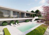 Projekt moderního rodinného domu v Jeníšovicích u Jablonce nad Nisou od architekta Radomíra Grafka. (5)