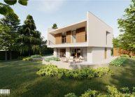 Stavební úpravy rodinného domu v Jílovišti u Prahy od architekta Radomíra Grafka