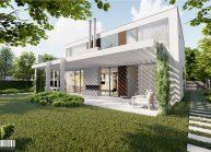 Projekt rodinného domu v Liberci-Karlinkách od architekta Radomíra Grafka – vizualizace (2).