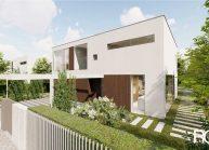 Projekt rodinného domu v Liberci-Karlinkách od architekta Radomíra Grafka – vizualizace (6).