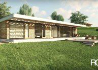 Projekt rodinného domu na Měkovině od architekta Radomíra Grafka (4)