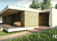 Projekt rodinného domu na Měkovině od architekta Radomíra Grafka (5)
