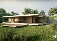 Projekt rodinného domu na Měkovině od architekta Radomíra Grafka (11)