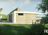 Projekt rodinného domu na Měkovině od architekta Radomíra Grafka (6)