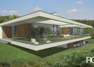 Projekt rodinného domu v Kunštátě na Moravě