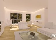 Studie interiéru bytu ve vila domu v Liberci od architekta Radomíra Grafka (4)