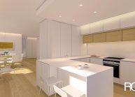 Studie interiéru bytu ve vila domu v Liberci od architekta Radomíra Grafka (5)