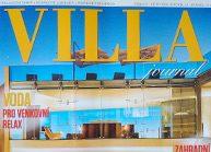 RG architects studio, napsali o nás – VILLA 2020/2